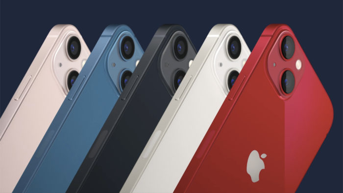 iPhone 13 (Imagem: Reprodução / Apple)