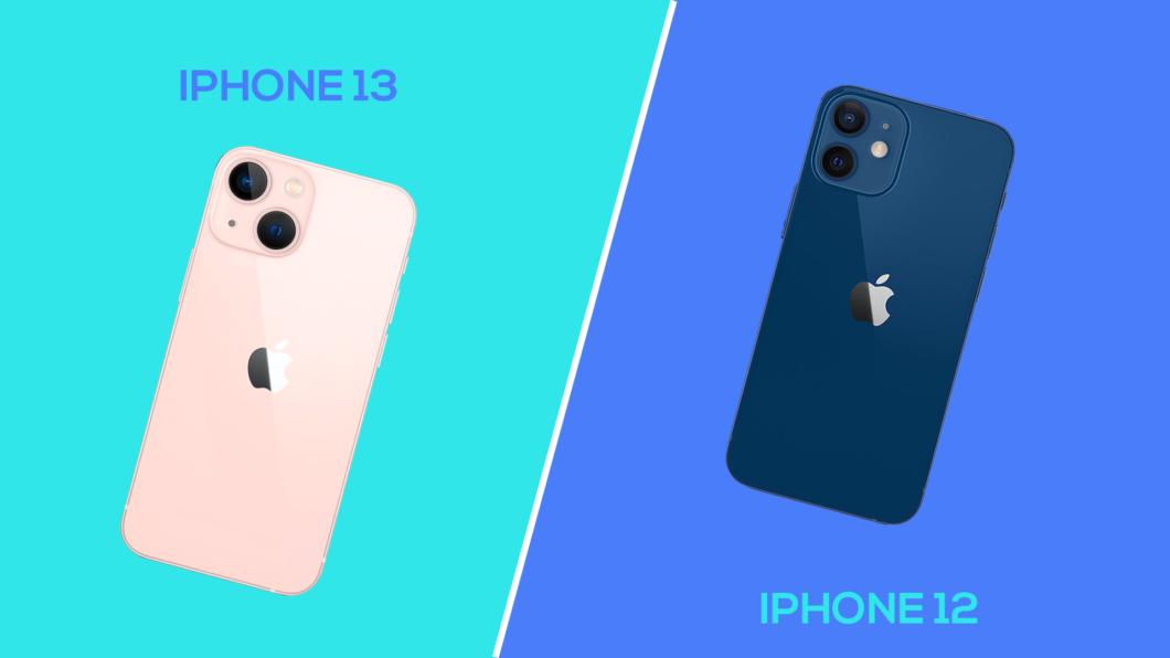 iPhone 13 vs iPhone 12 (Imagem: Vitor Pádua/Tecnoblog)