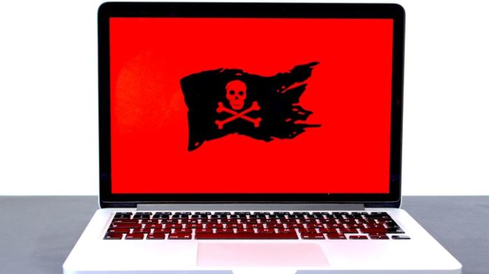 Malware por causa de jogos piratas