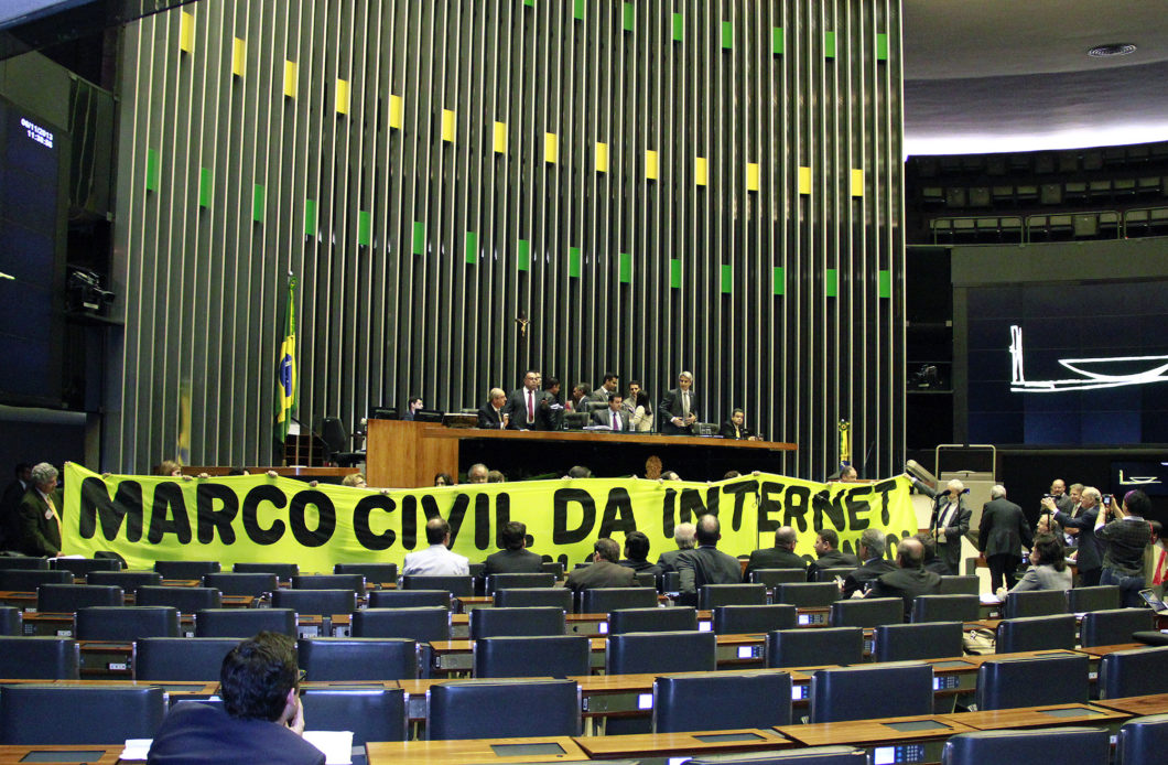 Marco Civil da Internet was approved in 2014 (Image: André Oliveira / Chamber of Deputies)
