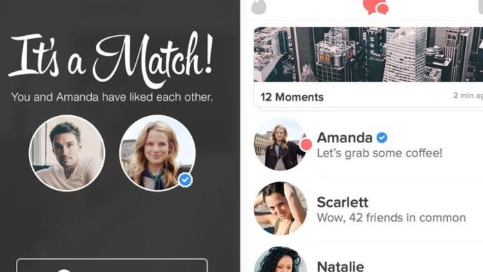 Match Time do Tinder