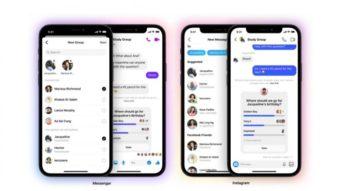 Instagram ganha enquetes em DMs e chat em grupo com usuários do Messenger