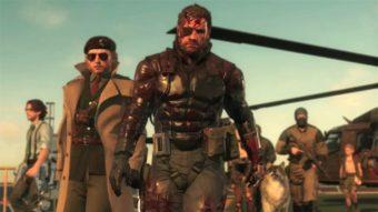 Metal Gear Solid 5 deixará de ser vendido e perderá multiplayer em 2022