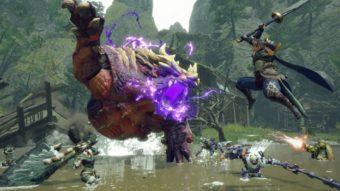 Monster Hunter Rise para PC ganha data de lançamento no Steam