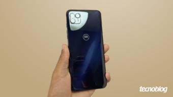 Motorola Moto G50 5G: acessível com 5G, mas e os updates de Android?