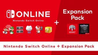 Switch Online terá games de Nintendo 64 e Mega Drive por preço extra