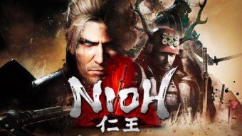 Nioh Complete Edition está de graça na Epic Games Store para PC