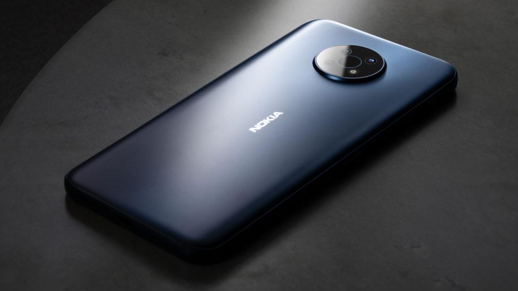 Nokia G50 é oficializado com câmera tripla de 48 megapixels (Imagem: Divulgação/HMD Global)