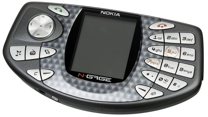 N-Gage é um console portátil