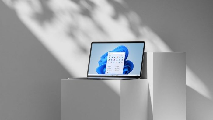 Notebook com Windows 11 (imagem: divulgação/Microsoft)