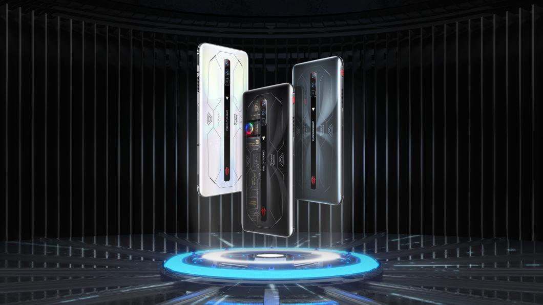 Red Magic 6S Pro: data sheet brings Snapdragon 888 Plus processor (Image: Press Release/Nubia)