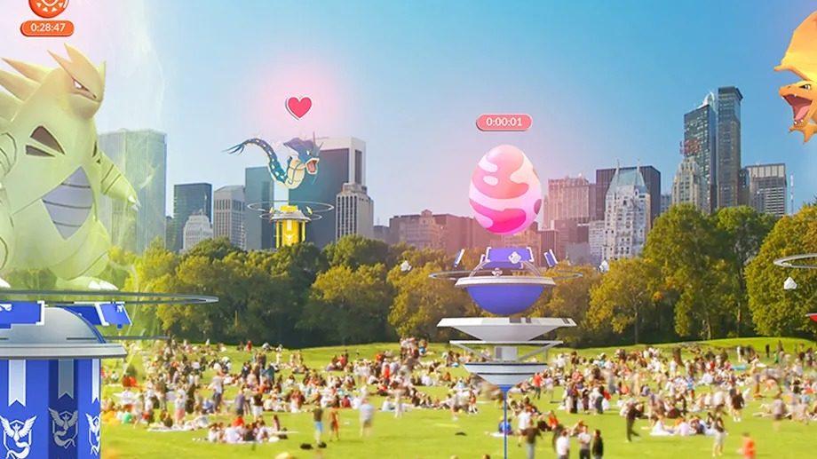 Pokémon GO volta a ter eventos presenciais (Imagem: Divulgação/Niantic)