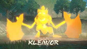 Pokémon Legends: Arceus revela monstrinho inédito em novo trailer