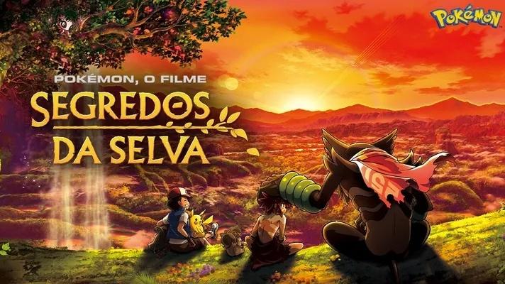 Pokémon, o Filme: Segredos da Selva (Imagem: Divulgação/Netflix)