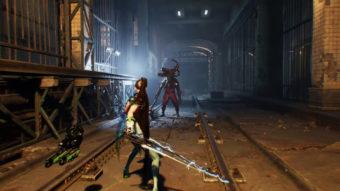 Project Eve é um novo jogo coreano de ação inspirado em Nier e Bayonetta