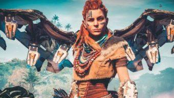 Horizon Forbidden West é o último jogo da Sony com upgrade grátis para PS5