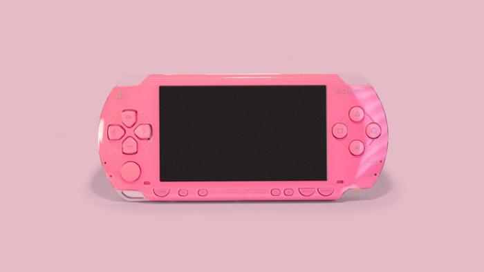 PSP é um console portátil