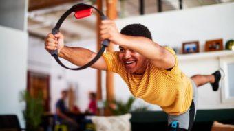 Ring Fit Adventure vale a pena para exercícios?