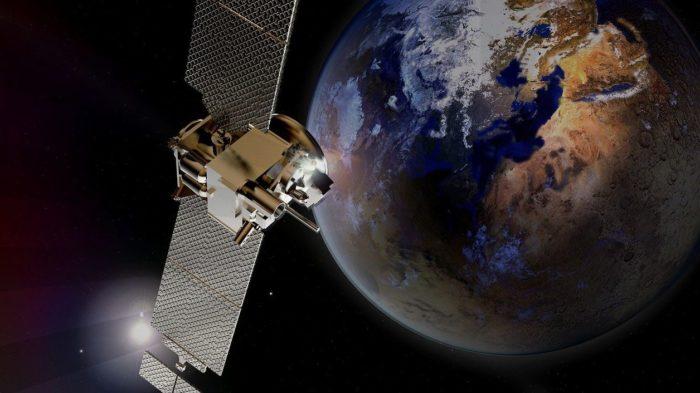 Nanossatélite da EMBRAPII vai desenvolver a indústria espacial nacional (Imagem: PIRO4D/ Pixabay)
