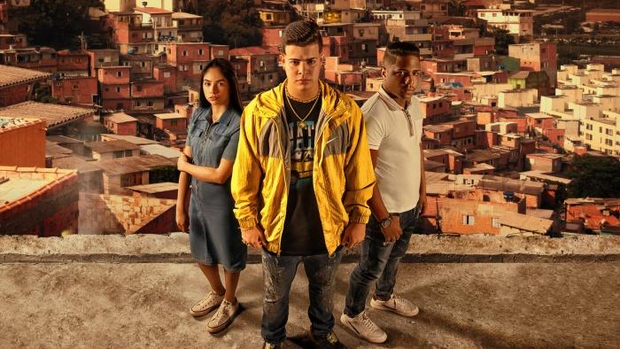 Segunda temporada de Sintonia chega em outubro na Netflix (Imagem: Divulgação/Netflix)