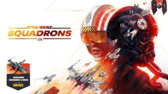 Prime Gaming em outubro tem Star Wars: Squadrons e mais jogos grátis