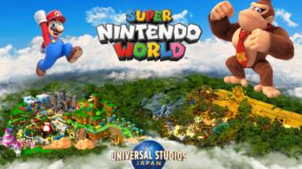Parque de Super Mario no Japão receberá área de Donkey Kong