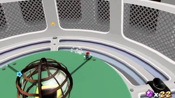 Jogo de Nintendo Wii: Super Mario Galaxy