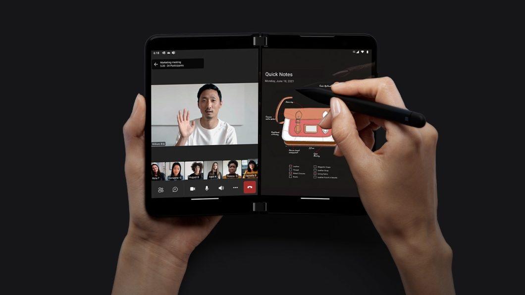 Surface Duo 2 (imagem: divulgação/Microsoft)