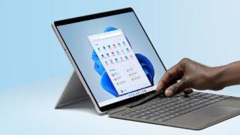 Microsoft lança Surface Pro 8 com Windows 11, dobrável Surface Duo 2 e mais