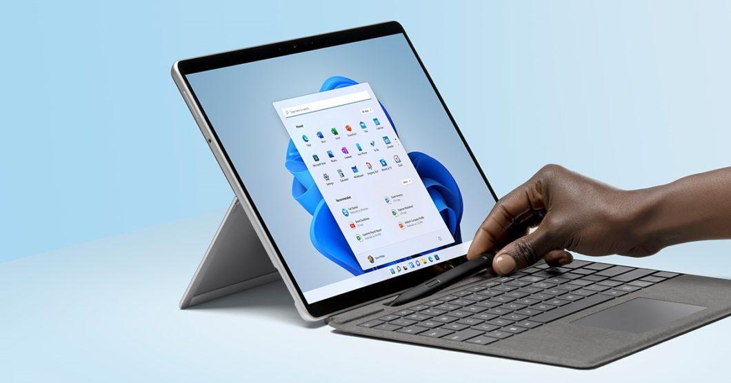 Surface Pro 8 (imagem: divulgação/Microsoft)