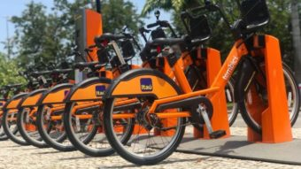 Como alugar uma bike do Itaú?