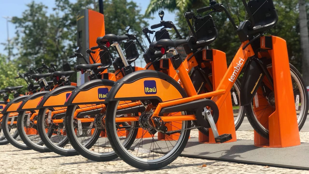 Bike Itaú (Divulgação/Tembici)