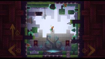 Tetragon é um jogo desafiador com puzzles charmosos criado por brasileiros