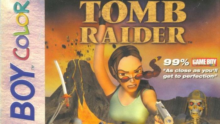Tomb Raider de Game Boy Color