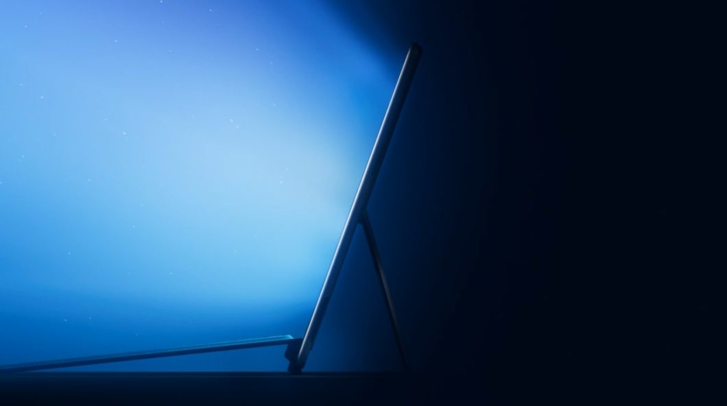 Surface Pro aparece em convite da Microsoft para evento em setembro (Imagem: Divulgação)
