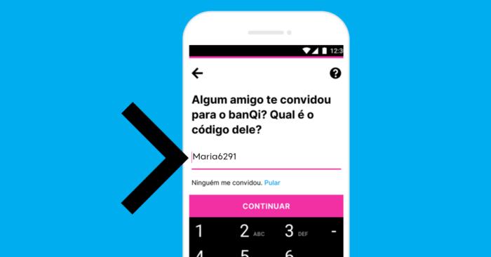 """Programa """"Convide um Amigo"""" do banQi (Imagem: Divulgação)"""