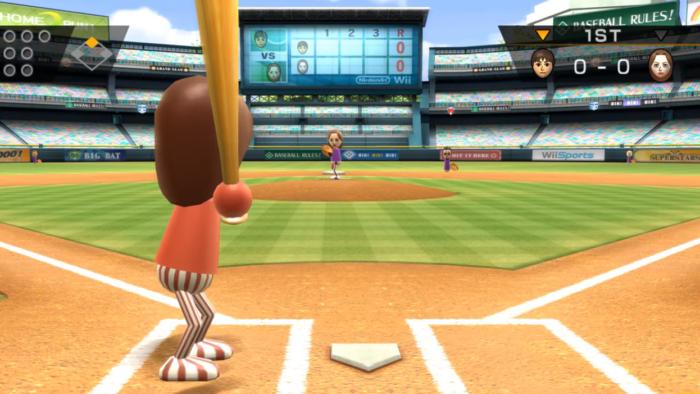 Wii Sports jogo