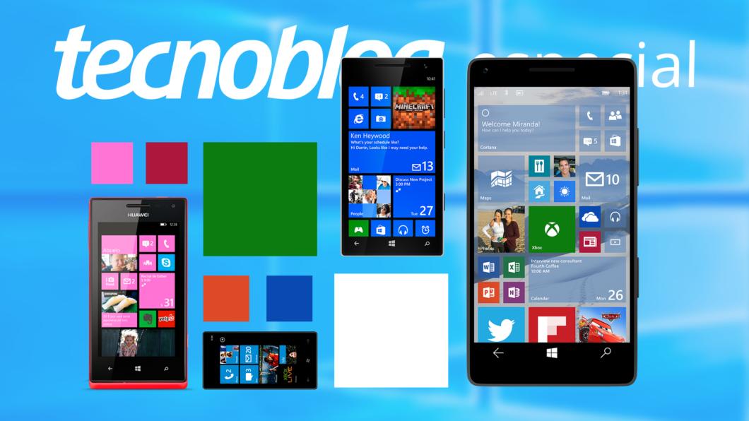 """Windows Phone: nascimento, evolução e queda de um sistema quase """"perfeito"""" (Imagem: Vitor Pádua/Tecnoblog)"""