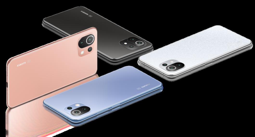 Xiaomi 11 Lite 5G NE (Imagem: Divulgação/Xiaomi)