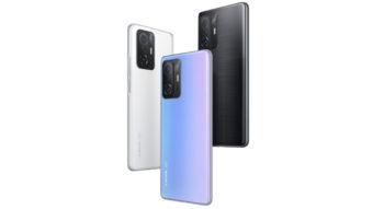 Xiaomi 11T e 11T Pro são lançados com câmera tripla de 108 MP e recarga hiper-rápida