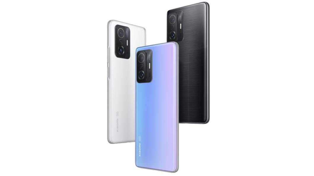 Xiaomi 11T Pro e 11T (Imagem: Divulgação/Xiaomi)