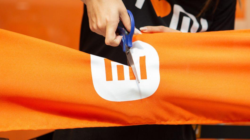 Inauguração da loja oficial da <a href='https://meuspy.com/tag/Xiaomi-espiao'>Xiaomi</a> no BarraShopping (Imagem: Divulgação)