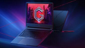 Redmi G 2021 é o novo notebook gamer da Xiaomi com tela de 144 Hz