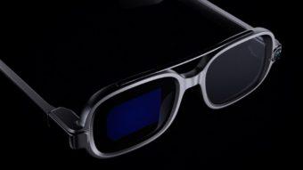 Xiaomi revela óculos inteligentes com câmera e tela microLED