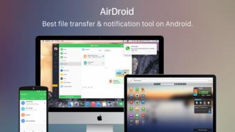 Como usar o AirDroid [Conectar o celular com o PC]
