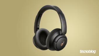 Fone Bluetooth Anker Soundcore Q30: quando o premium tem preço de básico