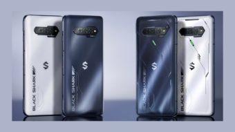 Black Shark 4S é lançado com tela de 144 Hz sensível à pressão