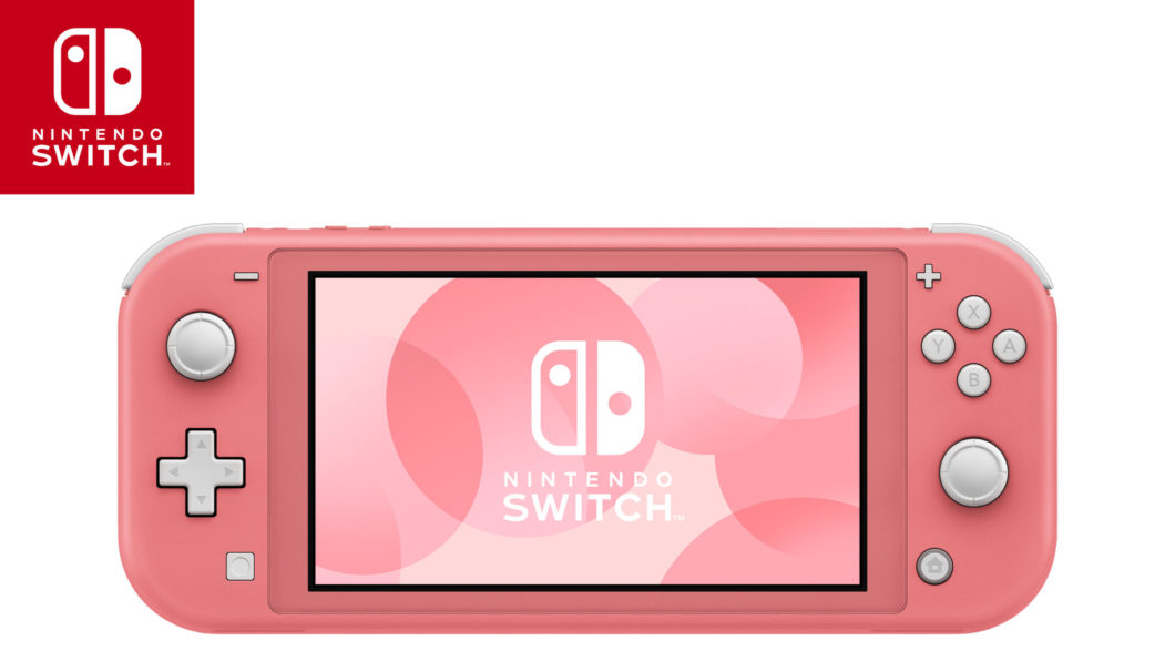 Switch Lite chega ao <a href='https://meuspy.com/tag/Alicativo-Espiao-Brasileiro'>Brasil</a> (Imagem: Divulgação/Nintendo)