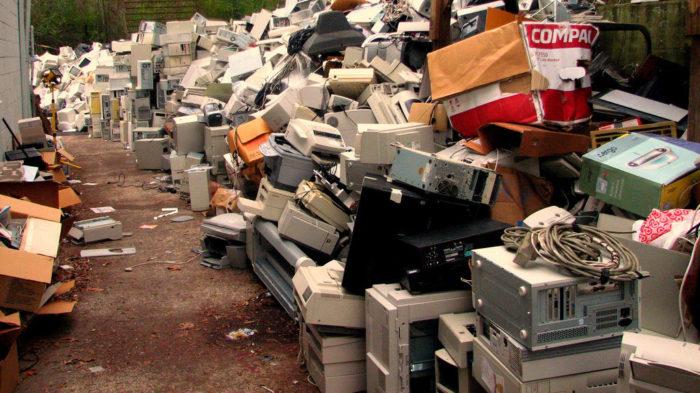 Lixo eletrônico (Imagem: Curtis Palmer/Flickr)