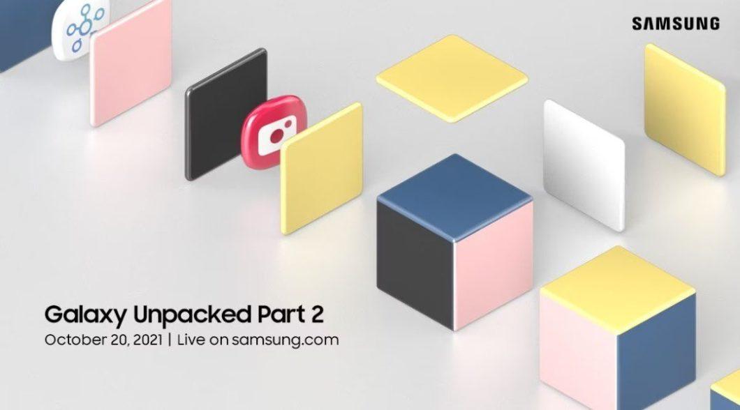 Galaxy Unpacked 2 (Imagem: Reprodução/Samsung)